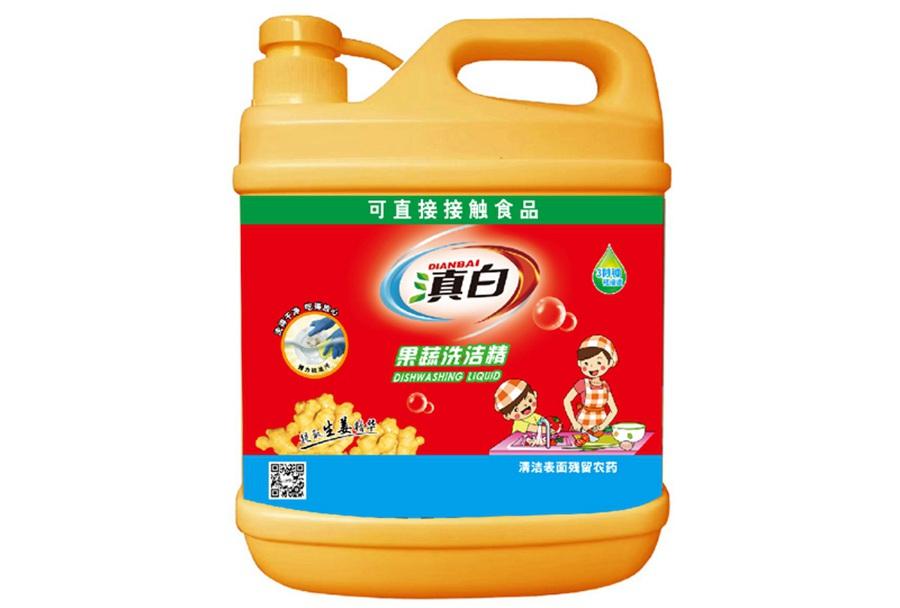 天然生姜洗洁精