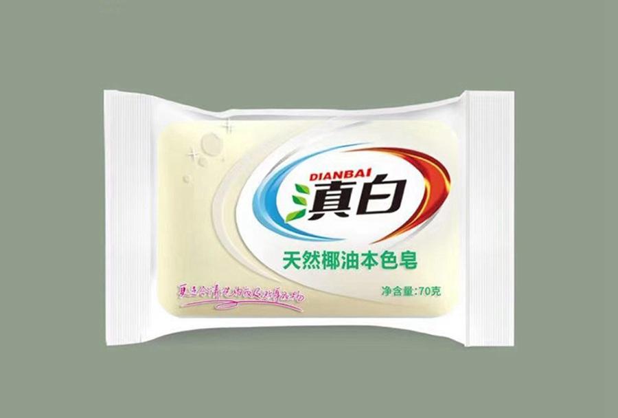 70g天然椰油本色皂